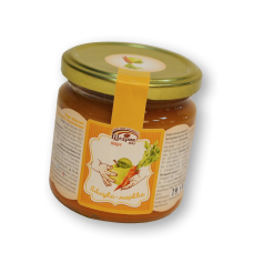 Яблуко-морква пюре