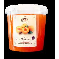 Наповнювач зі шматочками фруктів «Абрикос» 1000 г