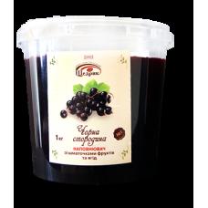Наповнювач зі шматочками фруктів «Чорна смородина» 1000 г